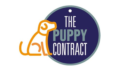 Puppy contract logo