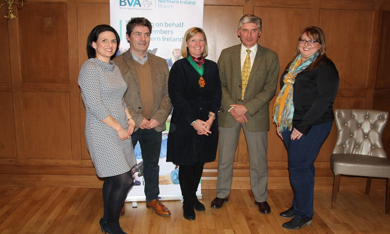 New president steps up to take on dual BVA NI and NIVA role Image