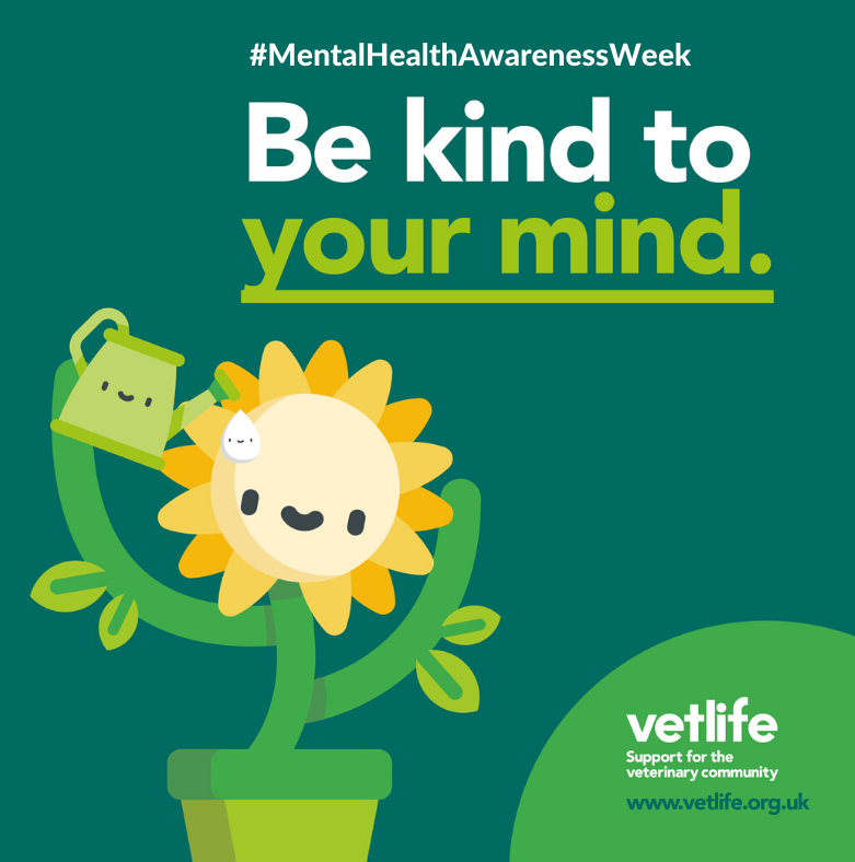 Mental Health Awareness Week - Why it's important to take time out for yourself Listing Image
